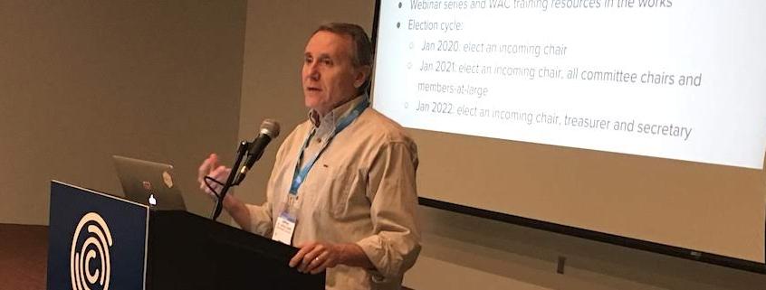 Jeff Galin speaking